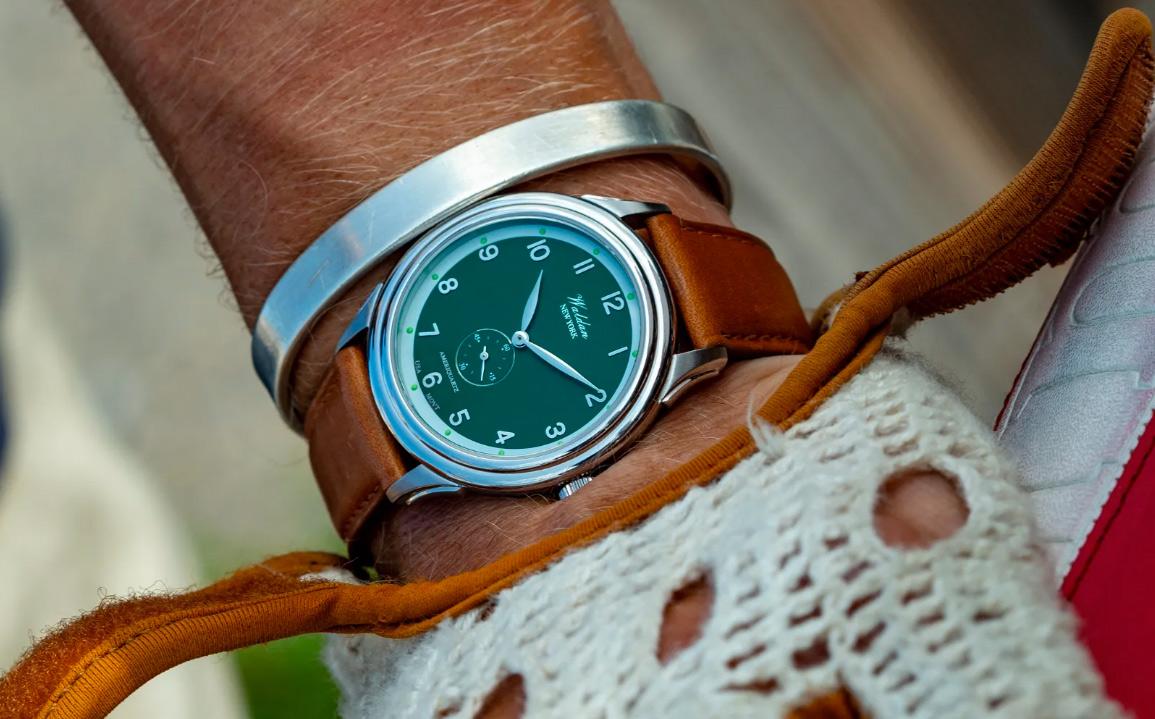 Interview: Waldan Watches